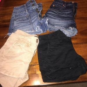 American Eagle Outfitters Shorts - AMERICAN EAGLE SHORT LOT 00